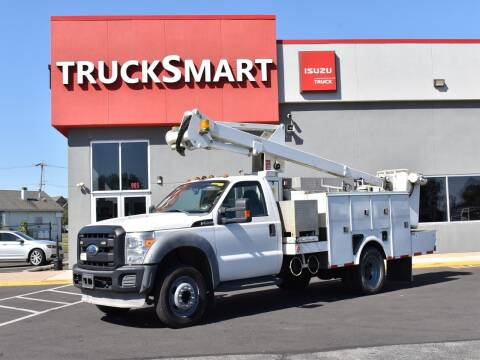2012 Ford F-550 Super Duty for sale at Trucksmart Isuzu in Morrisville PA