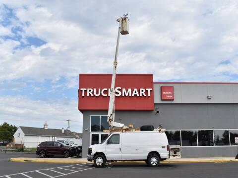 2012 Ford E-Series Cargo for sale at Trucksmart Isuzu in Morrisville PA
