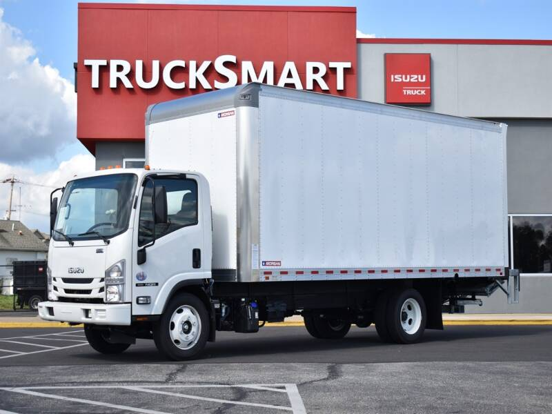 2021 Isuzu NQR for sale at Trucksmart Isuzu in Morrisville PA