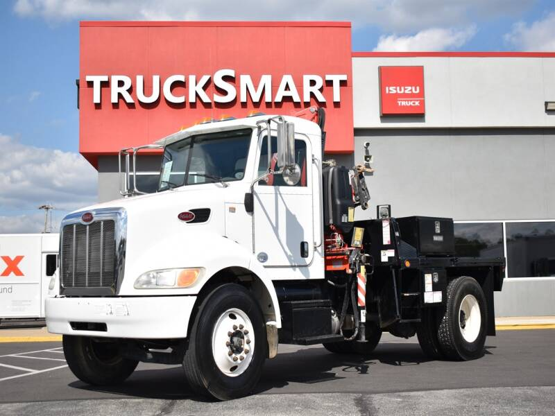 2014 Peterbilt 337 for sale at Trucksmart Isuzu in Morrisville PA