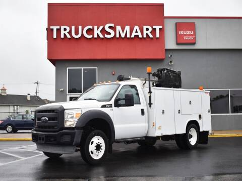 2014 Ford F-450 Super Duty for sale at Trucksmart Isuzu in Morrisville PA