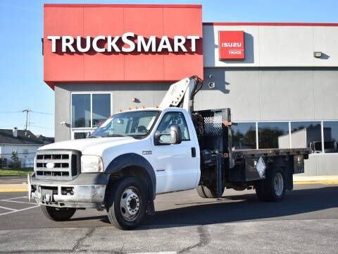 2007 Ford F-550 Super Duty for sale at Trucksmart Isuzu in Morrisville PA