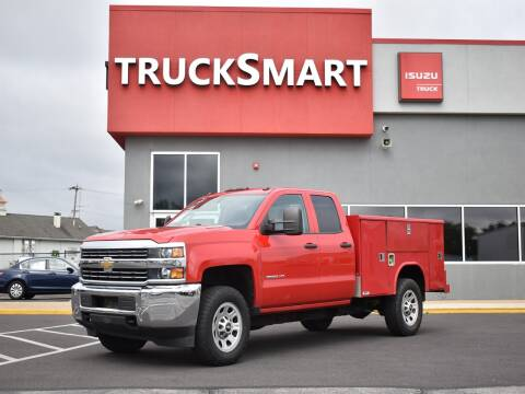 2015 Chevrolet Silverado 3500HD for sale at Trucksmart Isuzu in Morrisville PA