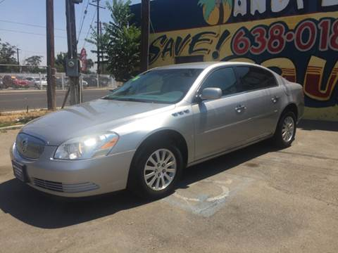 2006 Buick Lucerne for sale in Bakersfield, CA