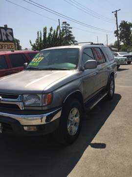 2001 Toyota 4Runner for sale in Bakersfield, CA