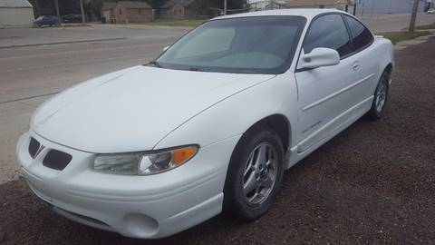 2001 Pontiac Grand Prix for sale in Stockton, KS