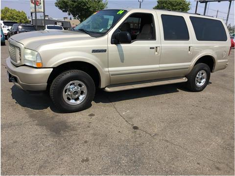 Ford Excursion For Sale In Orangevale Ca