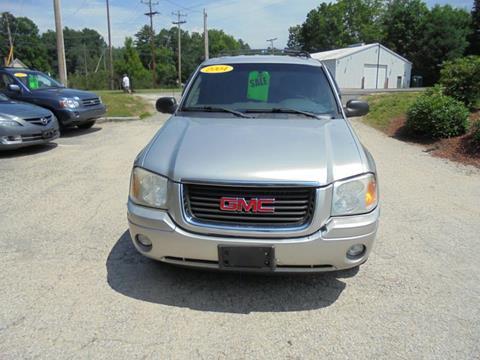 2004 GMC Envoy for sale in Hudson NH