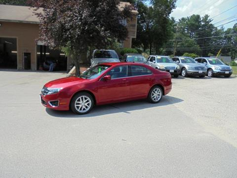 2012 Ford Fusion for sale in Hudson, NH