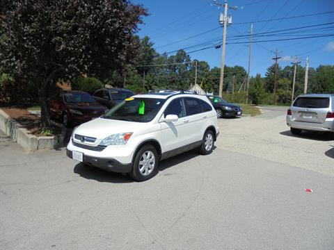 2007 Honda CR-V for sale in Hudson NH