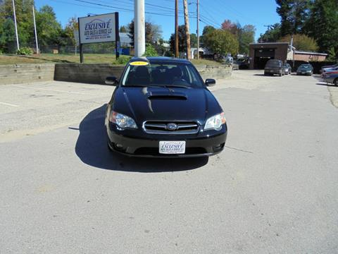 2007 Subaru Legacy for sale in Hudson, NH