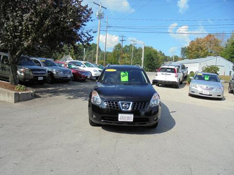 2009 Nissan Rogue for sale in Hudson, NH