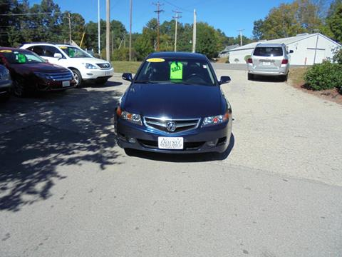 2008 Acura TSX for sale in Hudson, NH