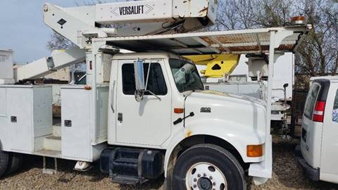 2001 International 4900 for sale in Plano, TX