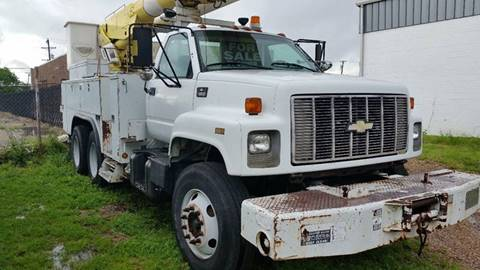 2000 Chevrolet C7500 for sale at Allison's Auto Sales in Plano TX