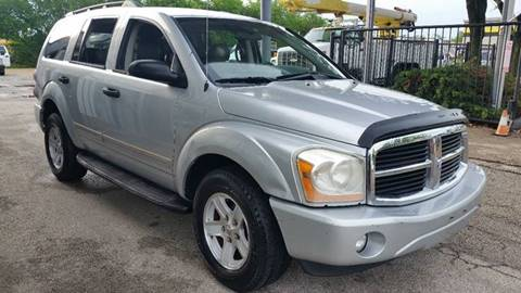 2005 Dodge Durango SLT for sale at Allison's Auto Sales in Plano TX