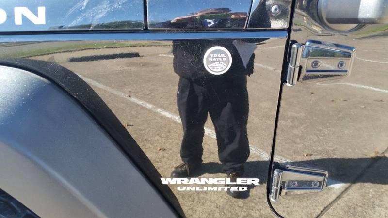 2011 Jeep Wrangler Unlimited Rubicon (image 45)