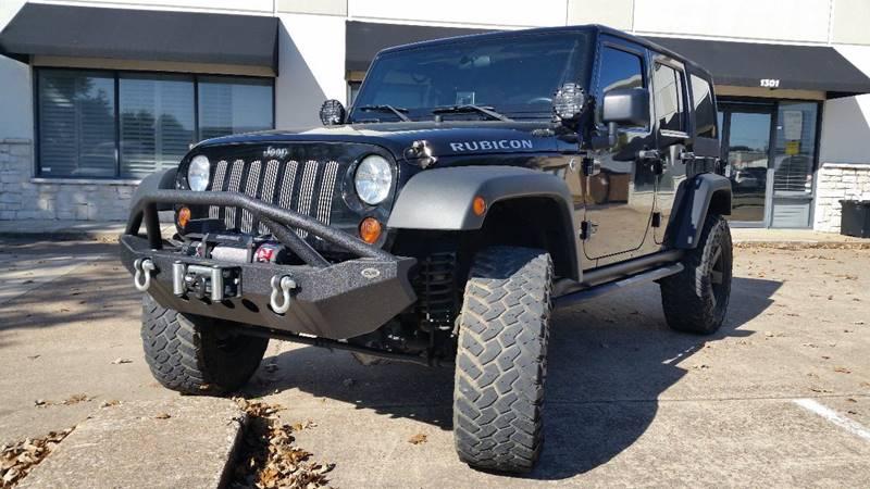 2011 Jeep Wrangler Unlimited Rubicon (image 4)