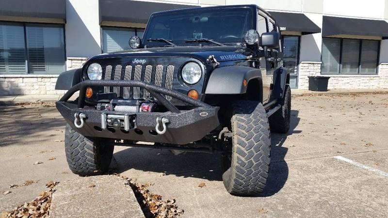 2011 Jeep Wrangler Unlimited Rubicon (image 9)