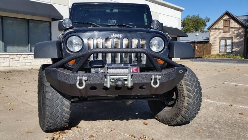 2011 Jeep Wrangler Unlimited Rubicon (image 11)