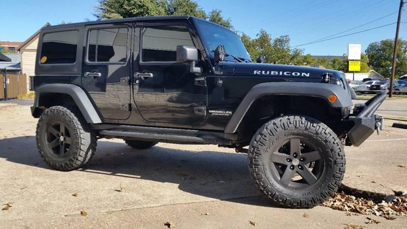 2011 Jeep Wrangler Unlimited Rubicon (image 17)