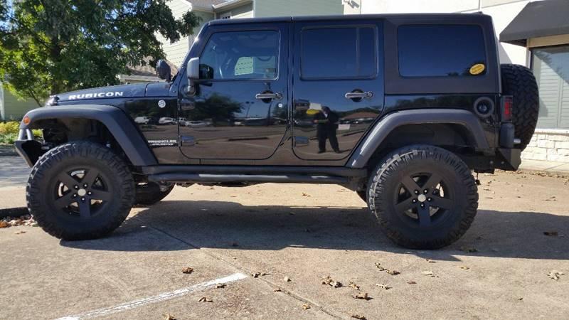 2011 Jeep Wrangler Unlimited Rubicon (image 37)