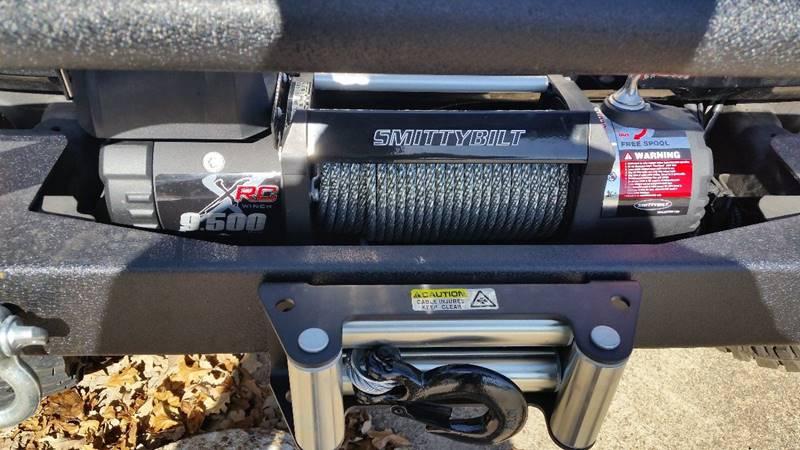 2011 Jeep Wrangler Unlimited Rubicon (image 52)