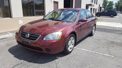2002 Nissan Altima for sale in Hasbrouck Heights, NJ