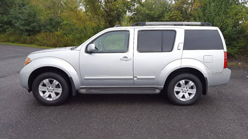 2005 Nissan Pathfinder For Sale At Anax Auto Sales LLC In Hasbrouck Heights  NJ