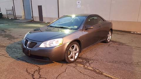 2007 Pontiac G6 for sale in Hasbrouck Heights, NJ
