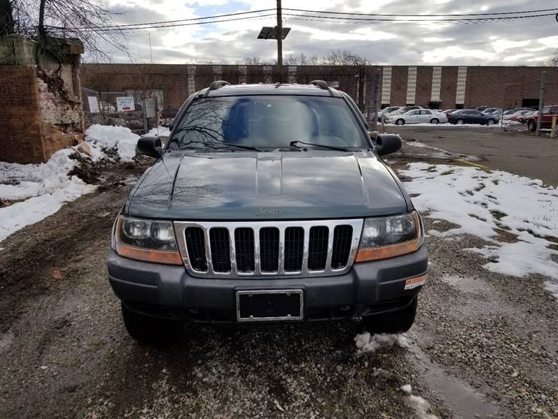 2002 Jeep Grand Cherokee For Sale At Anax Auto Sales LLC In Hasbrouck  Heights NJ