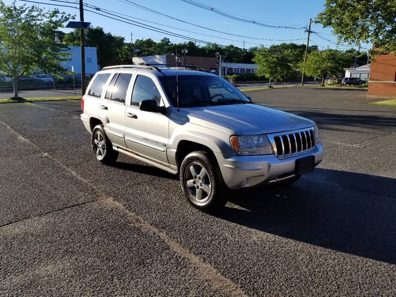 2004 Jeep Grand Cherokee For Sale At Anax Auto Sales LLC In Hasbrouck  Heights NJ