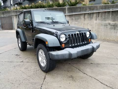 2009 Jeep Wrangler for sale in Hasbrouck Heights, NJ