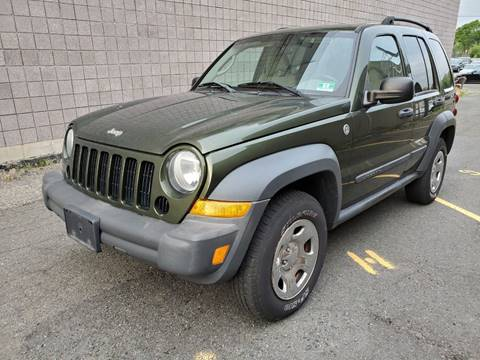 2007 Jeep Liberty for sale in Hasbrouck Heights, NJ