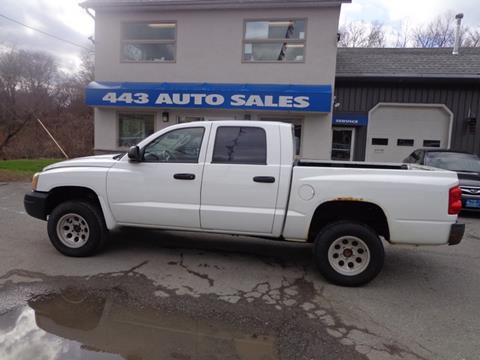 2007 Dodge Dakota for sale in Lehighton, PA