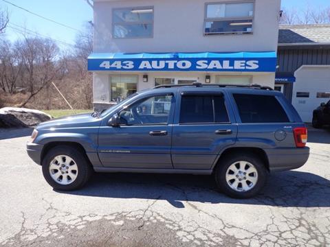 2001 Jeep Grand Cherokee for sale in Lehighton, PA