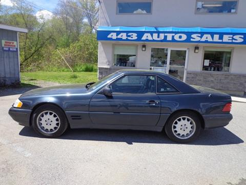 1996 Mercedes-Benz SL-Class for sale in Lehighton, PA