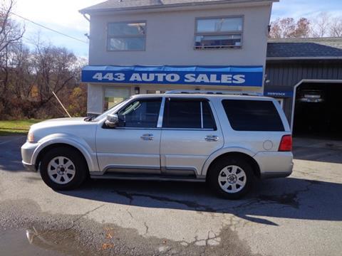 2003 Lincoln Navigator for sale in Lehighton, PA