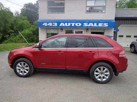 2007 Lincoln MKX for sale in Lehighton, PA