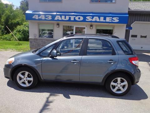 2008 Suzuki SX4 Crossover for sale in Lehighton, PA