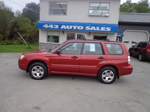 2006 Subaru Forester for sale in Lehighton, PA