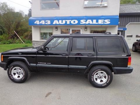 2000 Jeep Cherokee for sale in Lehighton, PA
