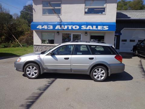 2007 Subaru Outback for sale in Lehighton, PA