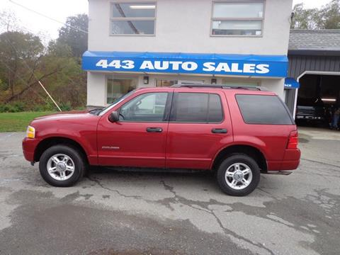 2004 Ford Explorer for sale in Lehighton, PA