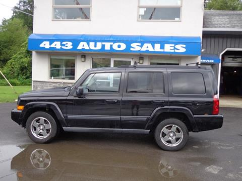 2007 Jeep Commander for sale in Lehighton, PA