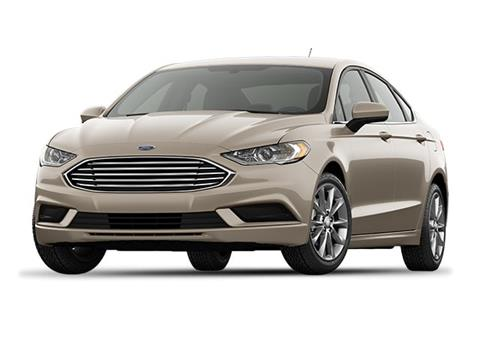 2017 Ford Fusion for sale in Cordele, GA