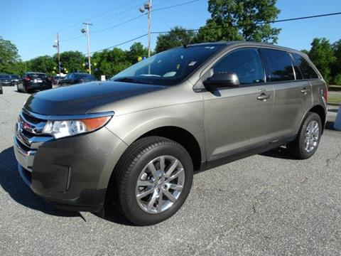 2014 Ford Edge for sale in Cordele, GA
