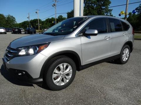 2013 Honda CR-V for sale in Cordele GA