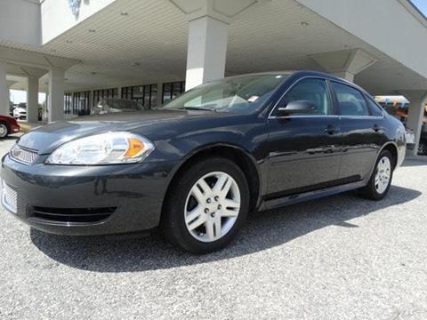 2016 Chevrolet Impala Limited for sale in Cordele GA