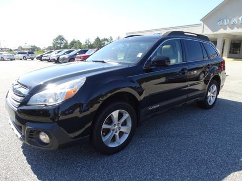 2013 Subaru Outback for sale in Cordele, GA